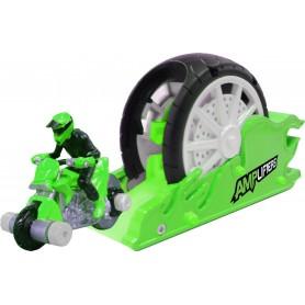 Amplifiers, Motocicleta Si Lansator-Nick
