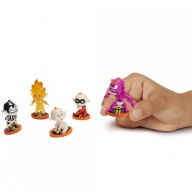 Set 5 Figurine Jack-Jack