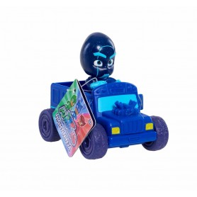 Mini Vehicul-Autobuzul Lui Ninja