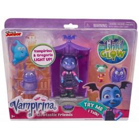 Set Figurine Interactive Vampirina Si Gregoria