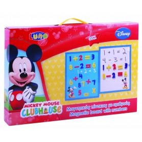 Tabla Magnetica Cu Numere- Mickey