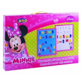 Tabla Magnetica Cu Numere- Minnie