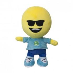 Papusa Plus Emoji (Sunglasses) 21 Cm