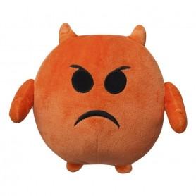 Jucarie De Plus Emoticon Angry, 18 Cm