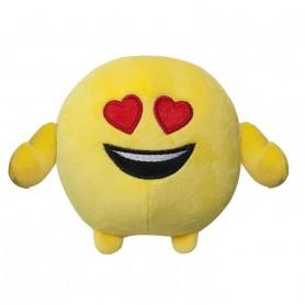 Jucarie De Plus Emoji Emoticon (In Love) 11 Cm