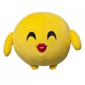 Jucarie De Plus Emoji Emoticon (Kissing) 11 Cm