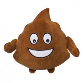 Jucarie De Plus Emoji Emoticon (Poo) 18 Cm