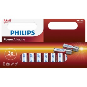 Ph Power Alkaline Aa 12-Wide