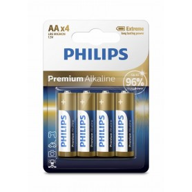 Ph Premium Alkaline Aa 4-Blister