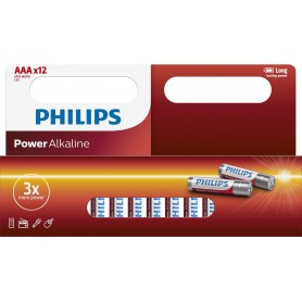 Ph Power Alkaline Aaa 12-Wide