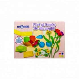 Flori Si Fructe 3D Din Argila