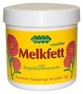 Melkfett, Unguent cu Galbenele, Quartett, 250g