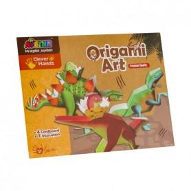Arta Origami- 4 Planse