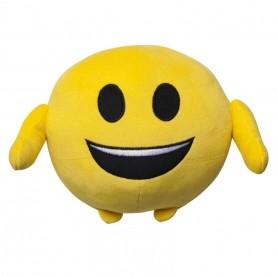 Jucarie De Plus Emoji Emoticon (Happy Face) 18 Cm