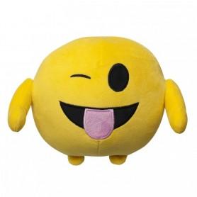 Jucarie De Plus Emoji Emoticon (Tongue) 18 Cm