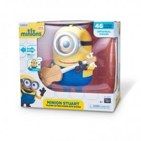 Minions-Figurina Interactiva Stuart