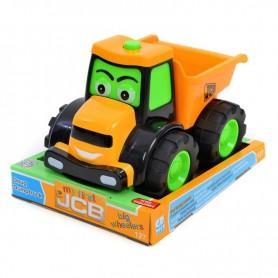 Primul Meu Jcb - Tractoras Mare Dougun Tractoras De O Dimensiune Generoas