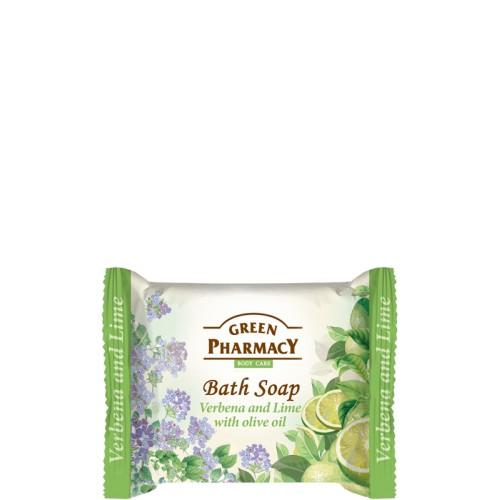 Sapun cu Ulei de Masline Extracte de Verbina si Lime - 100 g