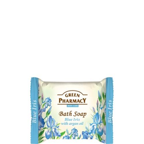Sapun cu Extract de Iris Albastru si Ulei de Argan - 100 g
