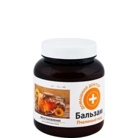 Balsam Dens Regenerant cu Extract de Miere - 480 ML