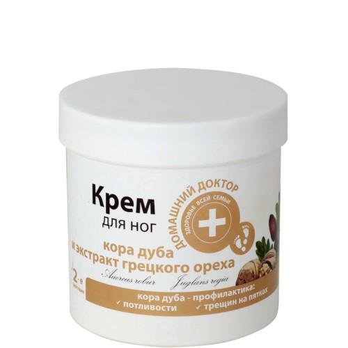 Crema pentru Calcaie Crapate cu Extracte de Stejar si Nuca - 250 ML