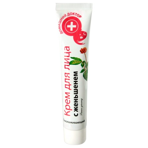 Crema Faciala Rejuvenanta cu Extract de Ginseng si Elastina - 40 ML