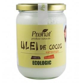 Ulei de Cocos Bio Extravirgin, 500ML