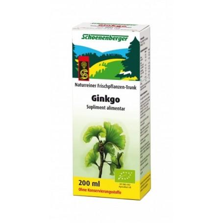 Ginkgo Biloba - 200 ML