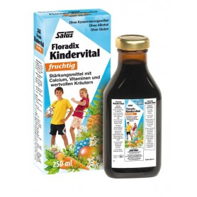 Extract din Plante Medicinale pentru Copii, Floradix, 250 ML