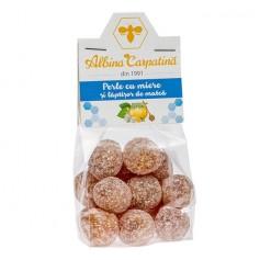Perle cu Miere Si Laptisor de Matca Albina Carpatina - 100 g