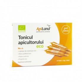 Tonicul Apicultorului Bio Apiland - 10 fiole x 12 g