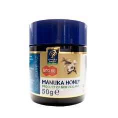 Miere de Manuka MGO 100+, 50 g, Manuka Health