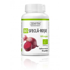 Sfecla Rosie Pulbere Bio Zenyth - 60 g