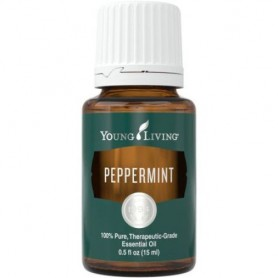 Ulei Esential Peppermint (Menta) Young Living - 15 ML