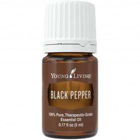 Ulei Esential Black Pepper (Piper) Young Living - 5 ML