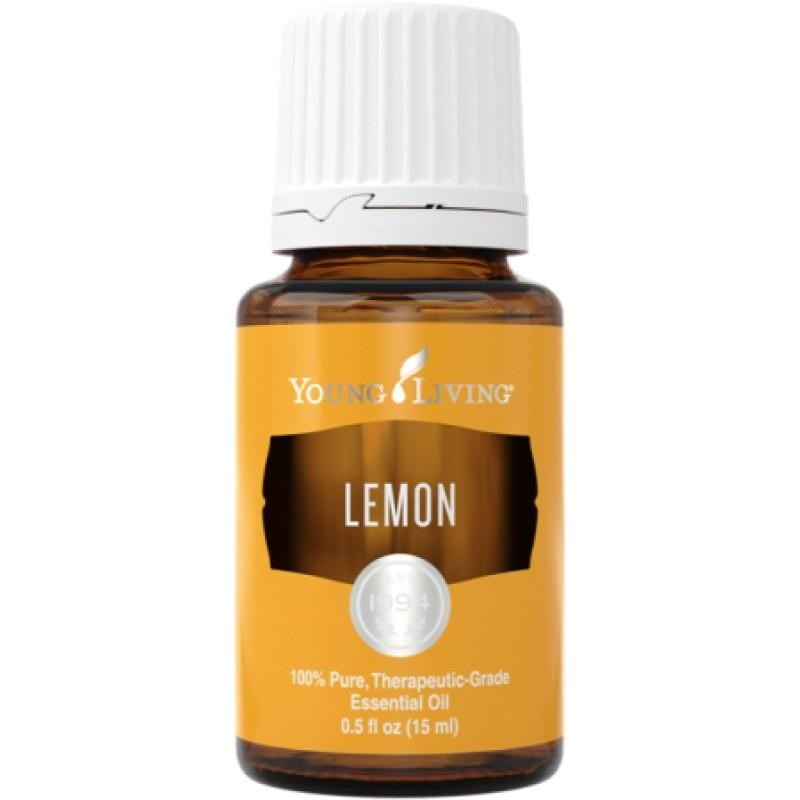 Ulei Esential Lemon (Lamaie) Young Living - 15 ML