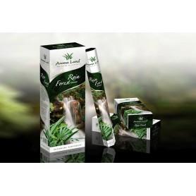 Cutie cu 6 Pachete a cate 20 Betisoare Parfumate Rain Forest