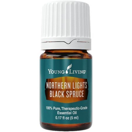 Ulei Esential Northern Lights Black Spruce (Molid Negru) Young Living - 5 ML