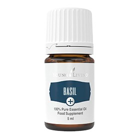 Ulei Esential Basil + Young Living - 5 ML