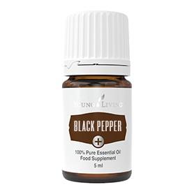 Ulei Esential Black Pepper+ (Piper Negru) Young Living - 5 ML