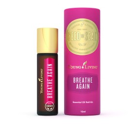 Roll On Breathe Again Young Living - 10 ML