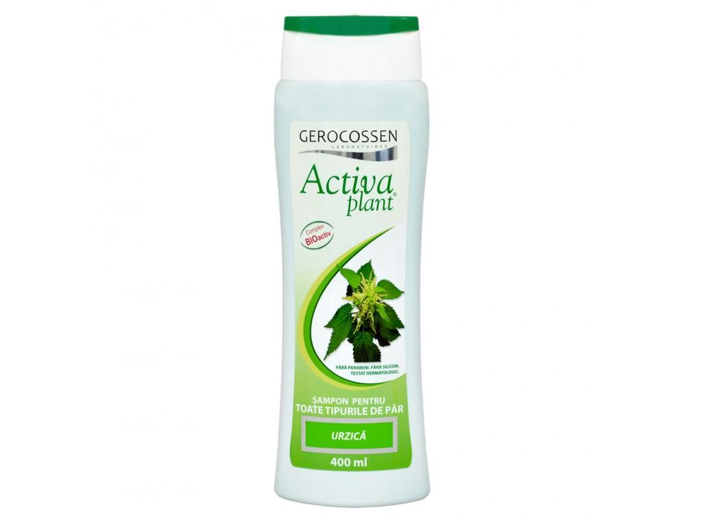 Sampon cu Urzica Activa Plant Gerocossen - 400 ml