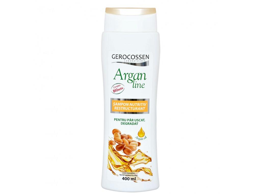 Sampon Nutritiv Restructurant Argan Line Gerocossen - 400 ML