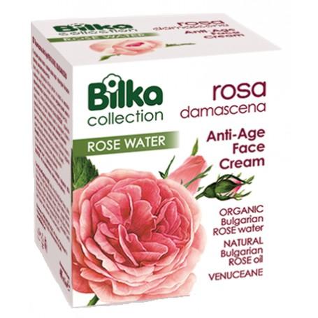 Crema de Fata Antirid Rosa Damascena 40 ML