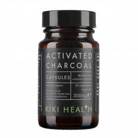 Carbune Activ Kiki Health - 50 capsule
