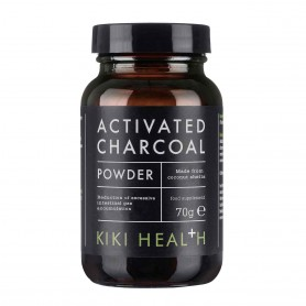 Carbune Activ Organic Pudra Kiki Health - 70 g