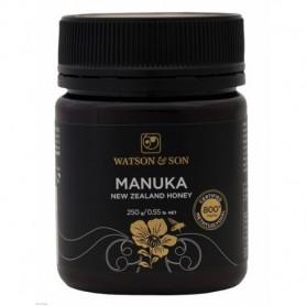 Miere de Manuka MGO 800+ ( UMF 20+) 250 g Watson & Son