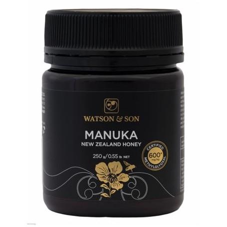 Miere de Manuka MGO 600+ ( UMF 16+) 250 gr Watson & Son pret ieftin