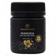 Miere de Manuka 600+MGO (16+) 250gr Watson & Son