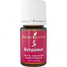 Ulei Esential de Bergamota Young Living - 5 ML